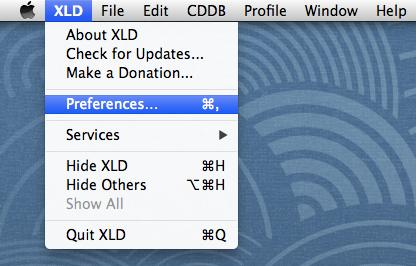 xld mac manual